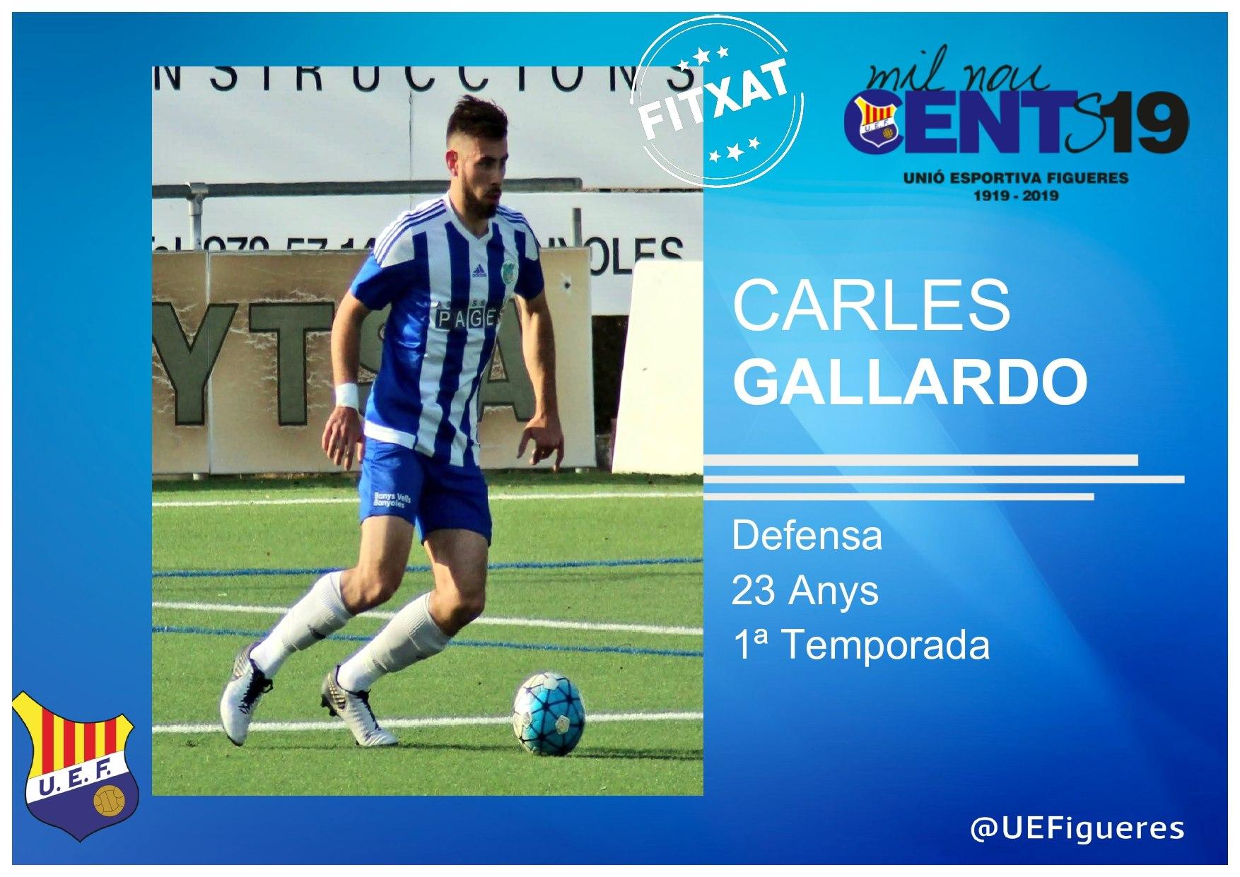 Carles Gallardo (CE Banyoles)