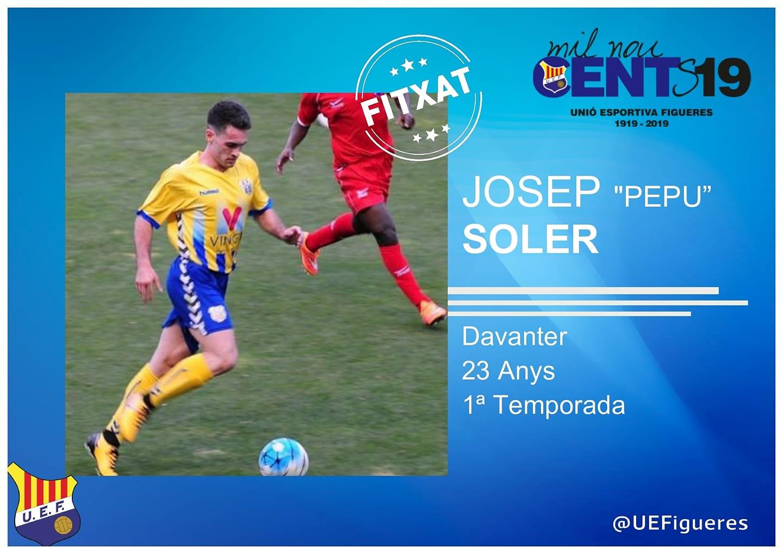 Pepu Soler (Palamós CF)