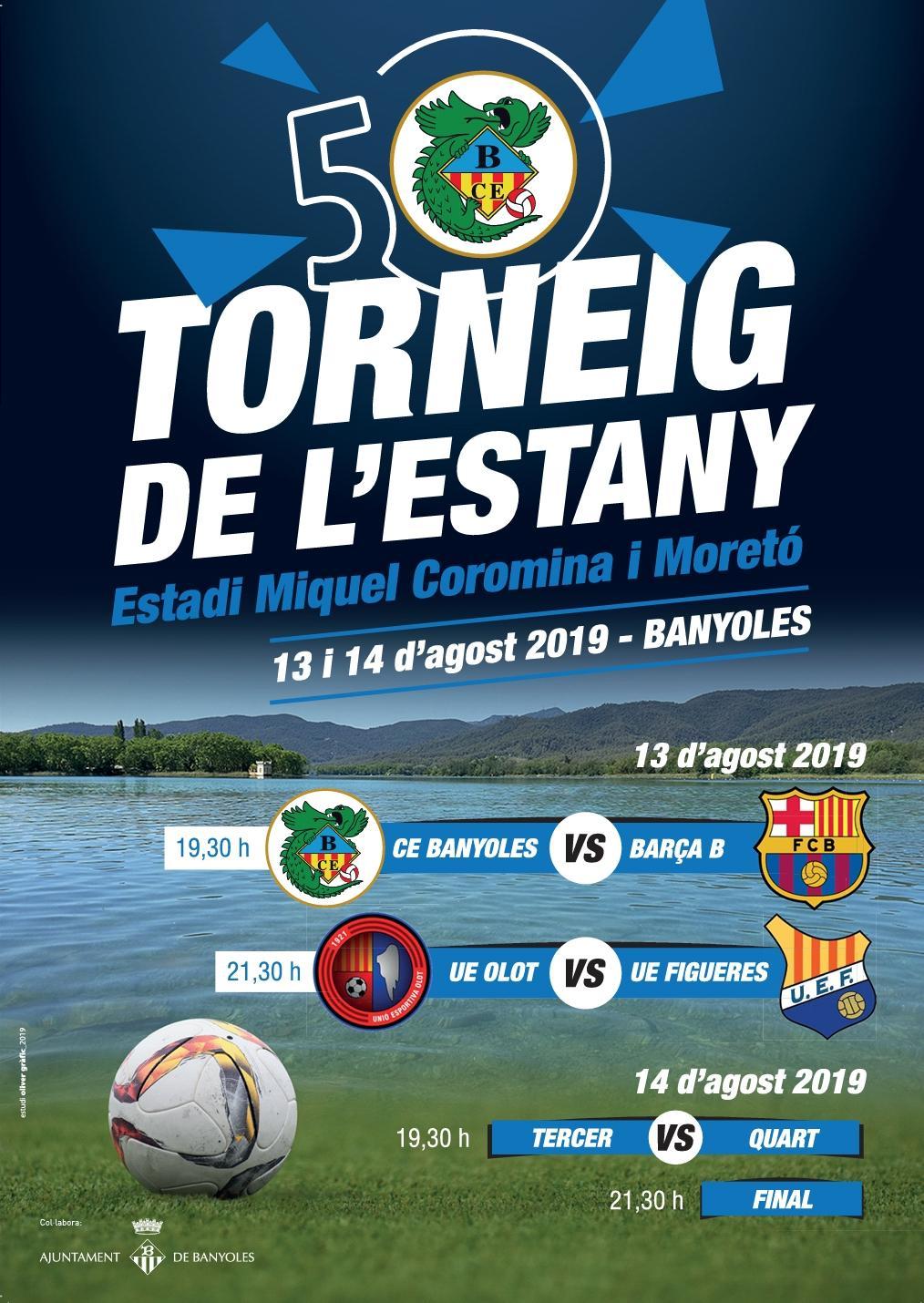 Torneig de l'Estany 2019