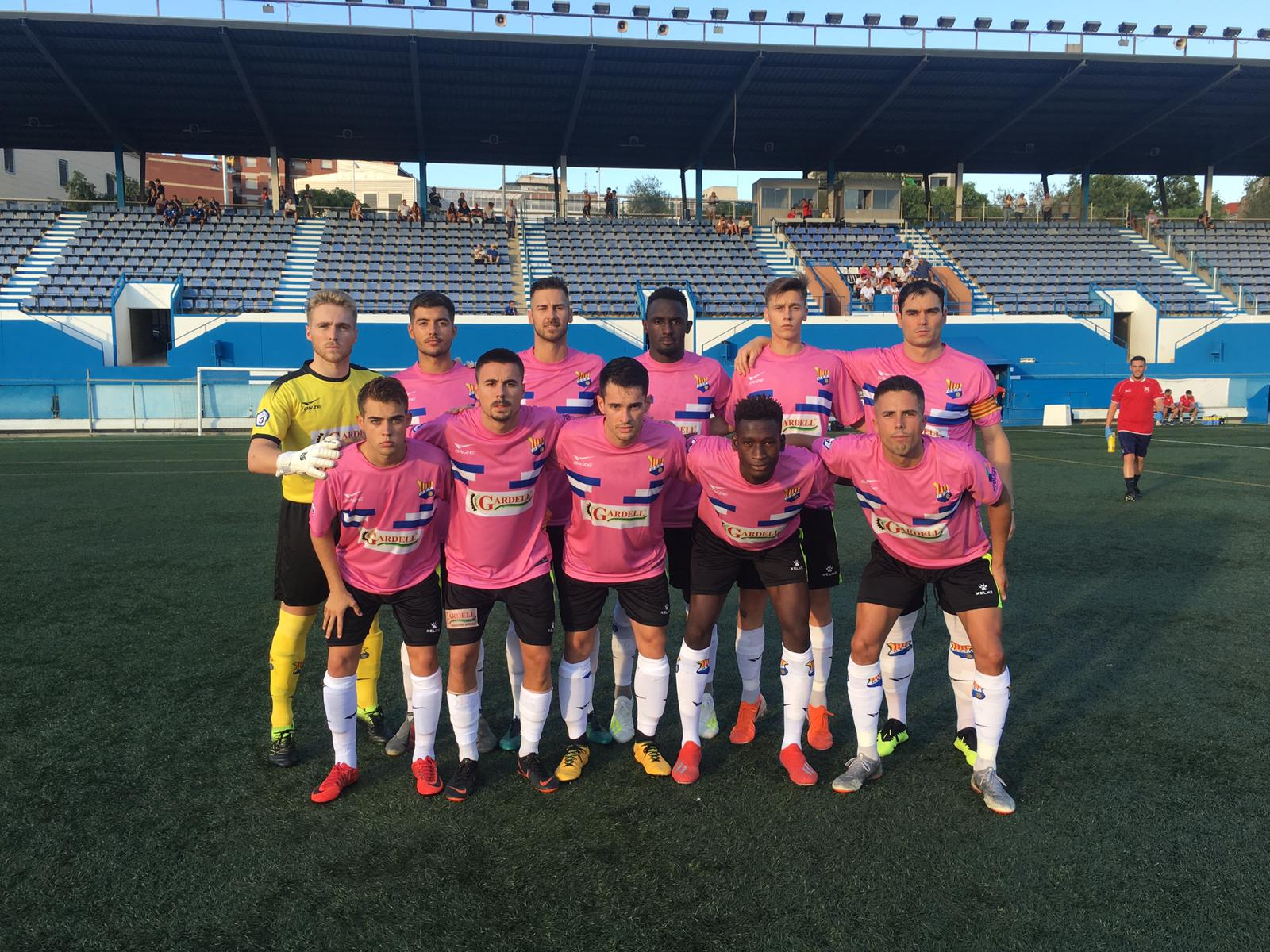Copa Catalunya FE Grama-UE Figueres